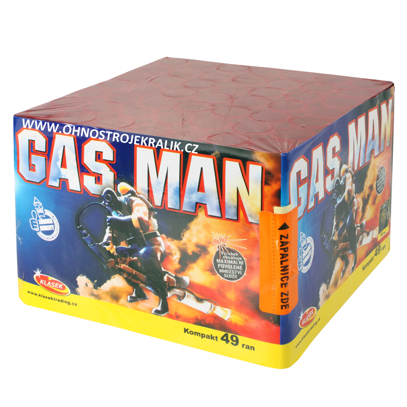 GAS MAN 49 RAN