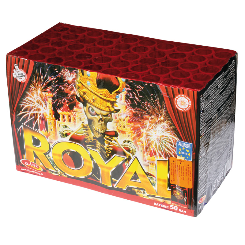 ROYAL 50 RAN