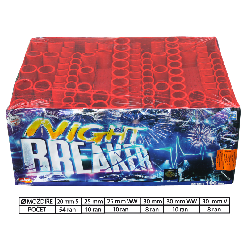 NIGHT BREAKER 100 RAN