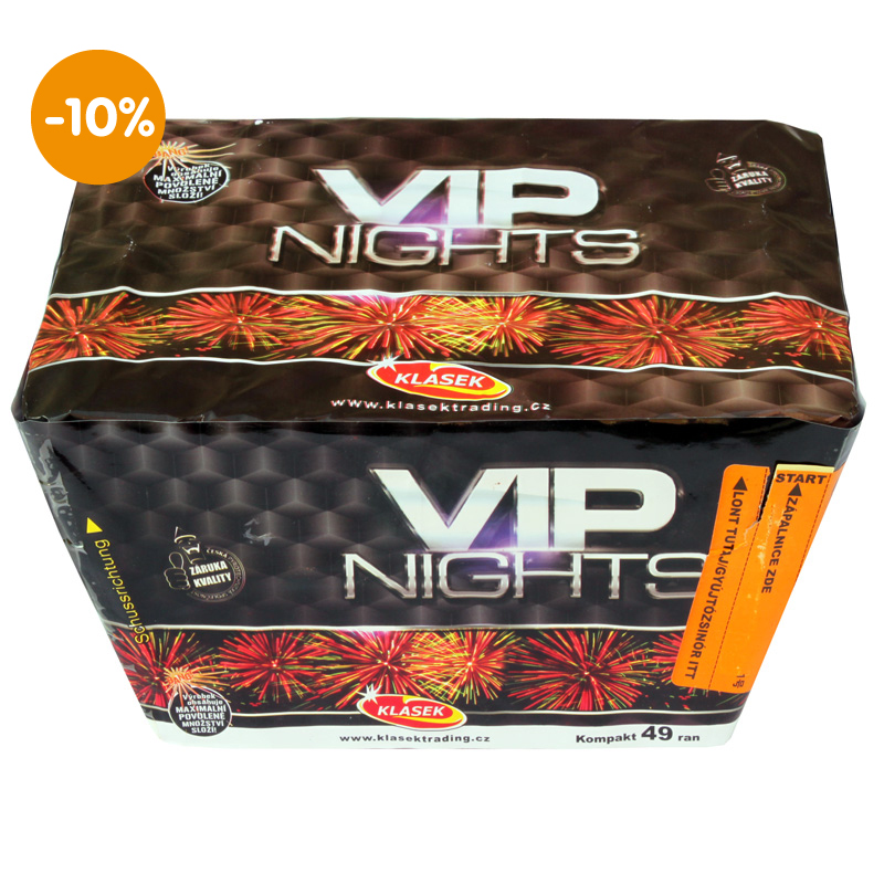 VIP NIGHTS 49 RAN