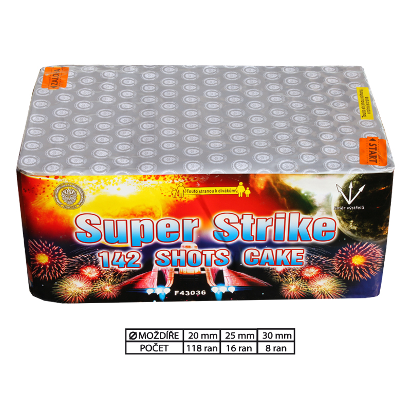 SUPER STRIKE 142 RAN