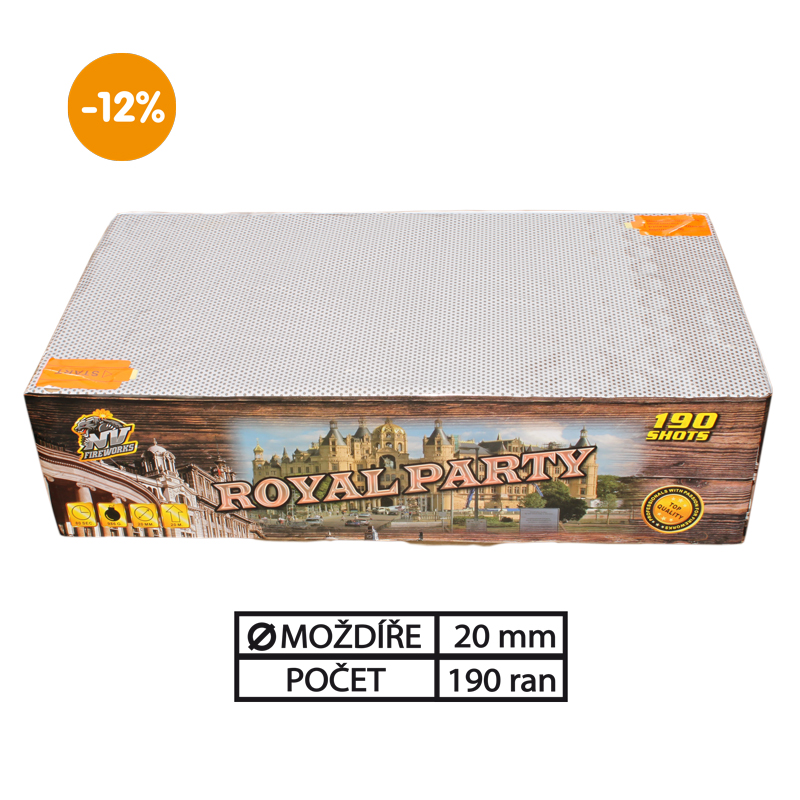 ROYAL PARTY 190 RAN 20 mm