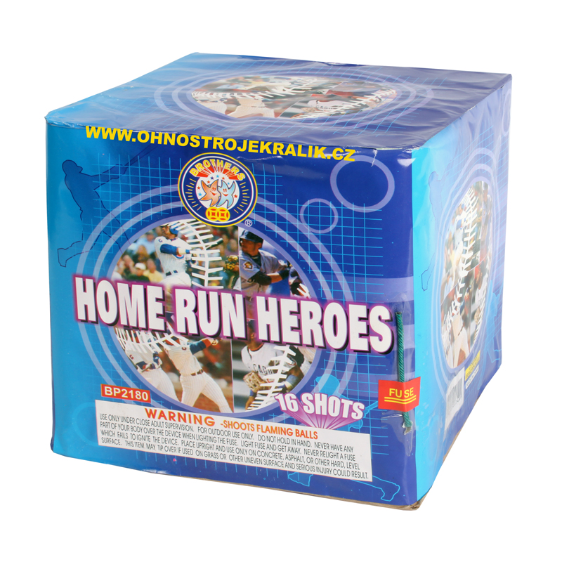 HOME RUN HEROES 16 RAN